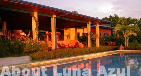 Hotel Luna Azul  Another hotel in Costa Rica