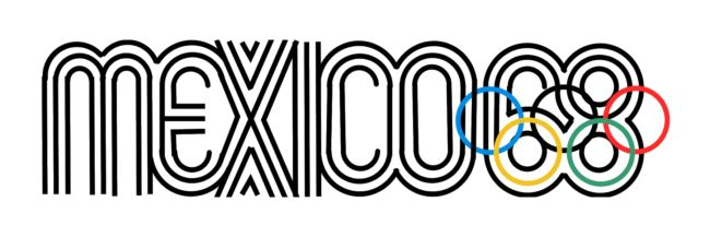 1968-Mexico-City-Summer-Olympic-Games-Logo
