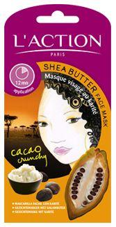 Увлажняющая и тонизирующая маска для лица из масла дерева ши.     Масло ши, богатое сильными антиоксидантными свойствами, смягчает, питает и восстанавливает Вашу кожу. Обогащенное маслом какао, содержащего растительные жирные кислоты, масло ши защищает все типы кожи, и делает вашу кожу мягкой и чувственной.     Маска с кремообразной текстурой и насыщенным ароматом какао перенесет Вас в самое сердце Африки. #ПарфюмерияИнтернетМагазин #ПарфюмерияИКосметика #ПарфюмерияЮа #КупитьДухи #Купи...