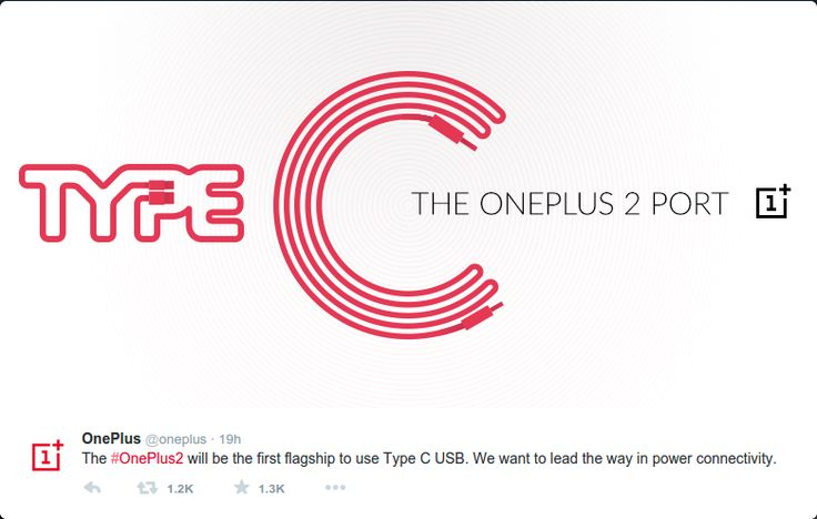 OnePlus 2 Type C USB Port. http://www.theoneplustwo.com/oneplus-2-will-feature-the-new-usb-type-c-port/