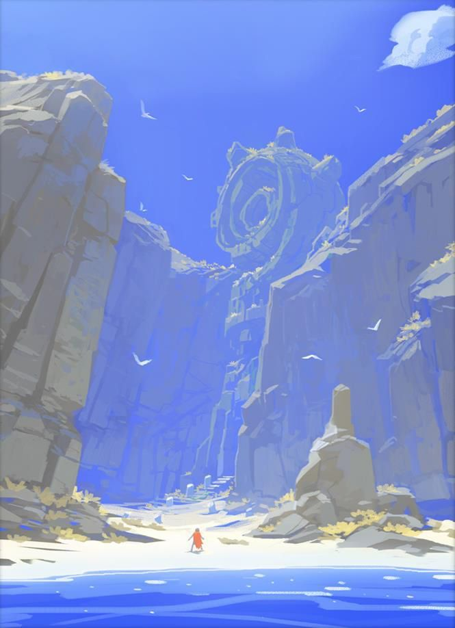 PS4 Exclusive Rime Gets Some Lovely Artwork and a Screenshot | DualShockers