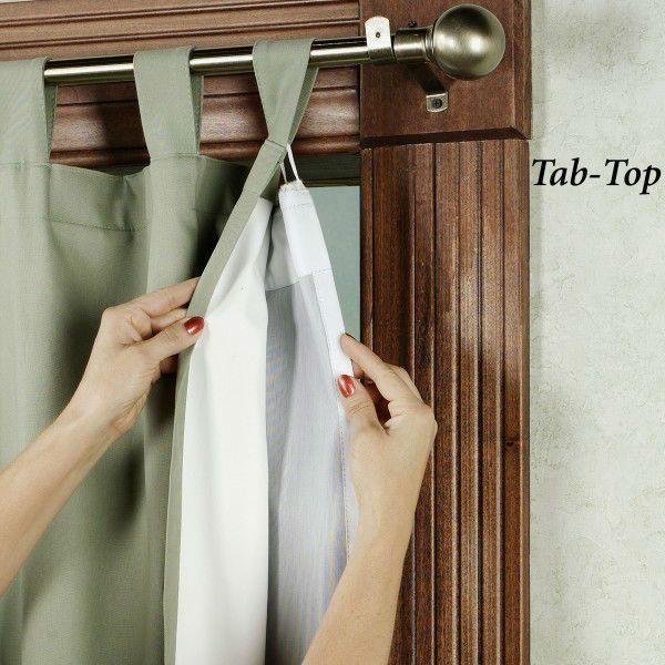 17 mejores ideas sobre varillas de cortinas dobles en pinterest ...