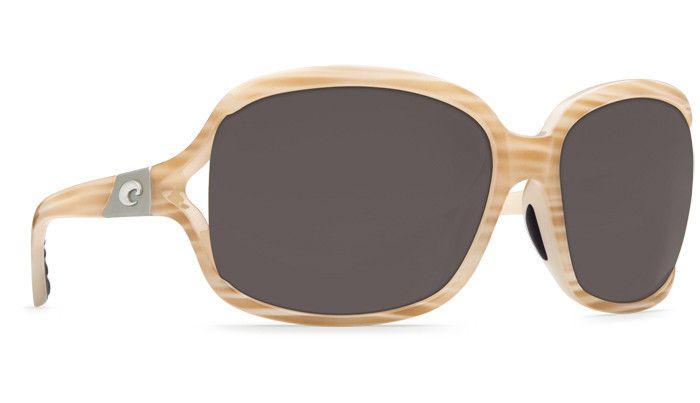 Womans Costa Del Mar Boga Polarized Sunglasses