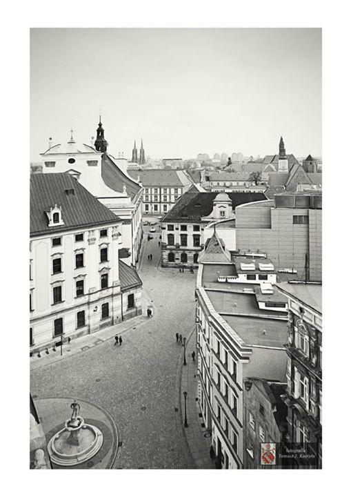 Wrocław Analogowo Tomasz J Kostyła