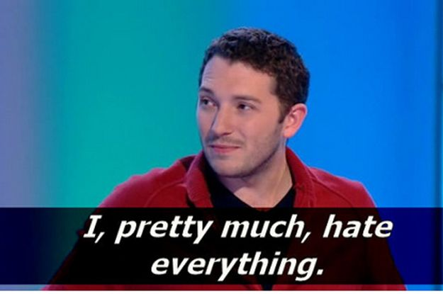 24 Times Jon Richardson Perfectly Summed Up Life. Someone give this man a hug!