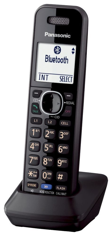 Panasonic KX-TGA950B Accessory 2-Line Handset for KX-TG95XX #Panasonic