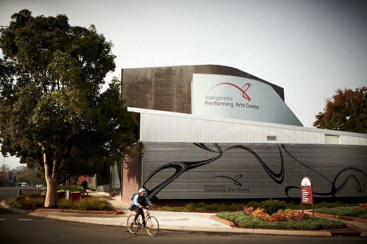 The Wangaratta Performing Arts Centre