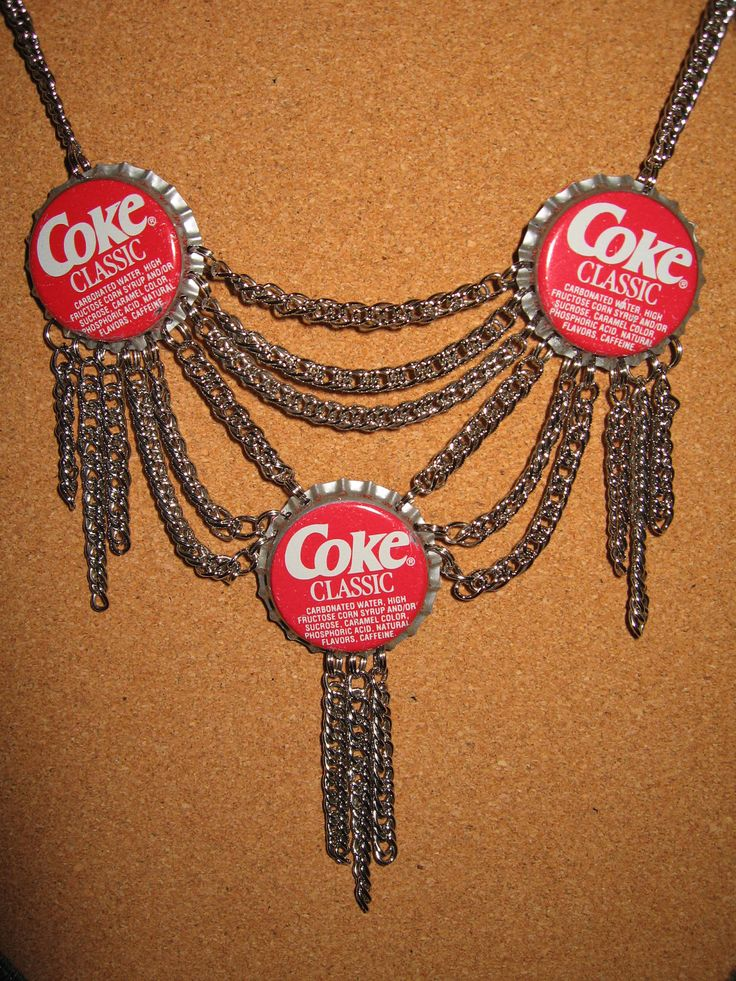 lindsay lohans bottle cap necklace confessions of a teenage drama queen --- I have been wanting to make this for the longest time