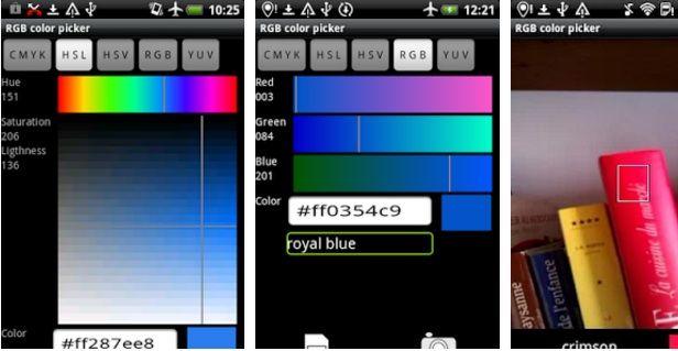 Color Picker App  #apps