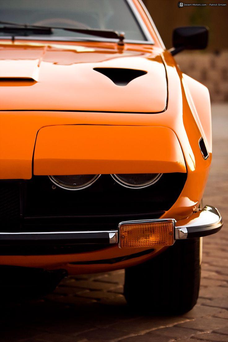 Nice 1973 Lamborghini Jamara 400 GTS By Bertone (4) Amazing Pictures