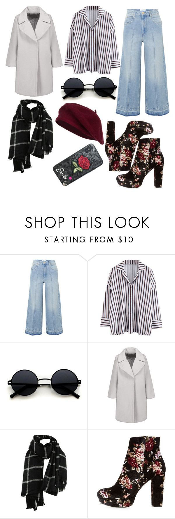 """""""Untitled #9"""" by ingrid-ramirez-trujillo on Polyvore featuring Étoile Isabel Marant and Charlotte Russe"""