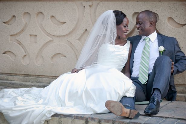 {Real Wedding} Cynthia and Takunda