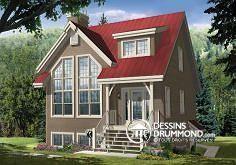 Plan de maison no. W3953 de dessinsdrummond.com