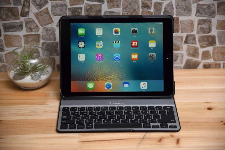 아이패드를 생산성 도구로 만들어주는 벨킨 키보드 케이스! : 네이버 포스트