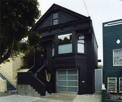 black. #home #modern