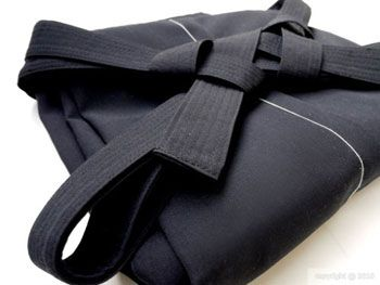 Good article on the significance and meaning of hakama