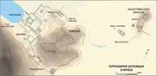 Topographie historique d'Éphèse