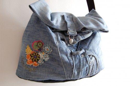 clearance purses and handbags  Debbie Whorton on Denim Blues Recycling Blue Jeans  Pintere