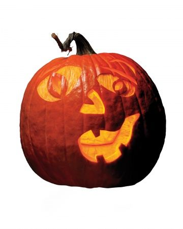 Try one of these pumpkin carving templates to use while carving the pumpkin with your family this year!