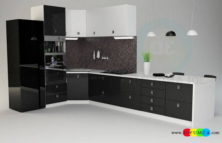Kitchen:Corona Kitchen Ad Decor Cabinets Furniture Table And Chairs Remodel Kitchens 3d Model Free Download Countertops Layout Worktops Island Design Ideas 3ds Kitchenette Sketchup (6) You Won't Believe How Cool Corona Kitchen's 3D Ad Looks and Other Kitchen 3D Model