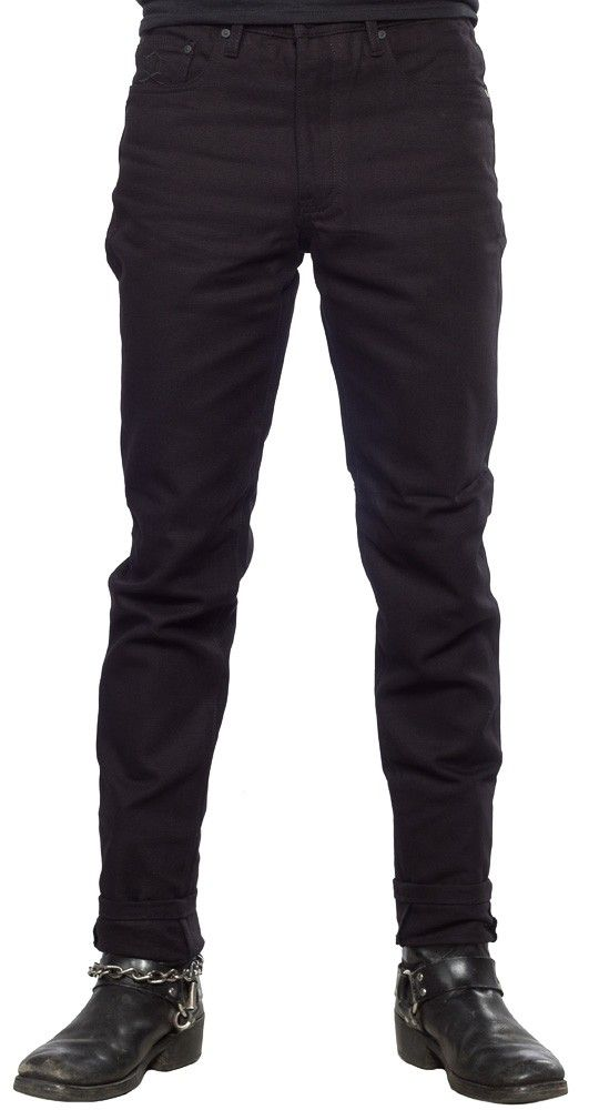 REBEL 8 STANDARD FIT JEANS BLACK Every dude needs a solid pair of denim, EVERY DUDE! These black denim jeans from Rebel 8 feature a slim fit and Rebel 8 pocket tag and button. $68.00 #rebel8 #guys #jeans