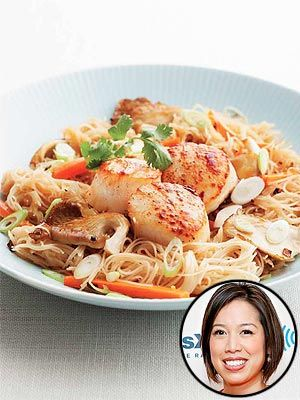 Before tomorrow's MasterChef finale, try Christine Ha's noodle recipe