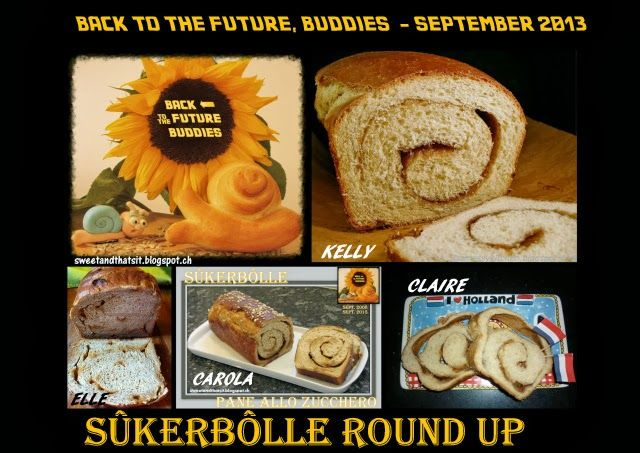 """Sweet and That's it: """"Back to the Future, Buddies"""" - SÛKERBÔLLE - September 2013 Round Up - Raccolta di Settembre 2013"""