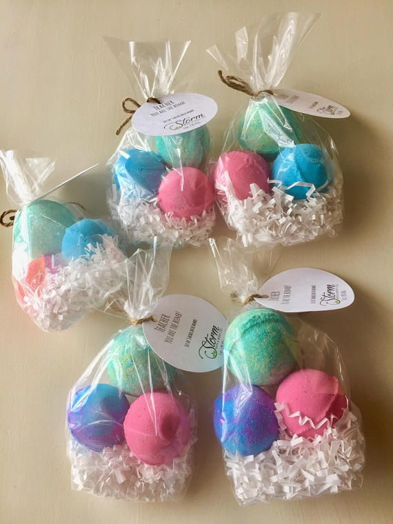 Teacher Appreciation Gift Set Bath Bomb Gift Set Mini Bath