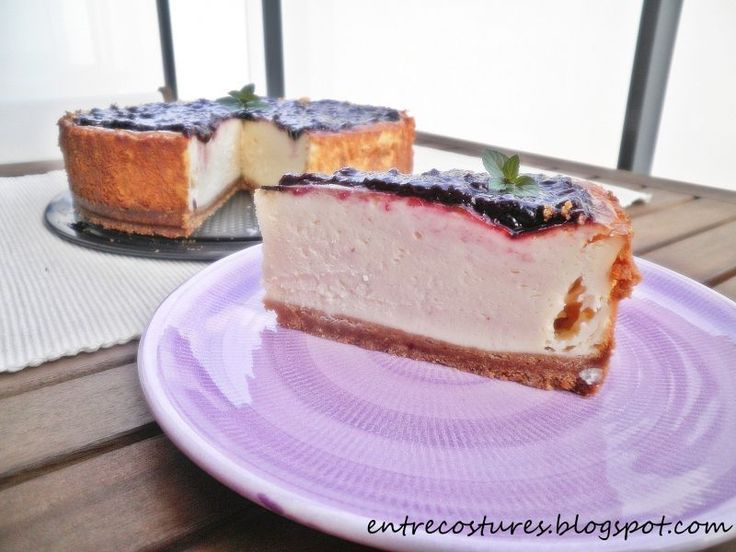 Cheesecake Americana (La mejor del mundo mundial) [Thermomix]