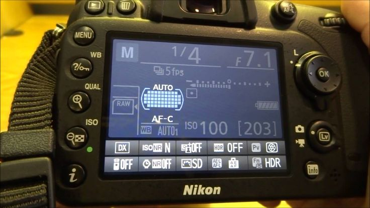 How to find and use the 51 autofocus points on the Nikon D7100 DSLR. Thanks for watching and please subscribe for more! My Photography Page: https://www.face...