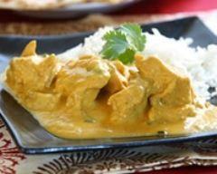Poulet korma (facile, rapide) - Une recette CuisineAZ