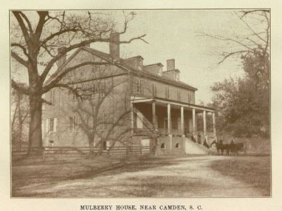 kershaw county dating Camden, the oldest inland city in the state, has roots dating back to the revolutionary war,  camden is the county seat of kershaw county.