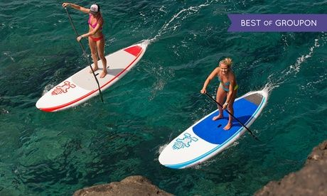 Stand-Up Paddleboard Hire for One or Two, or Paddleboarding Lesson for Two at Fahrenheit Beachsports (Up to 49% Off)  Stand-Up Paddleboard Hire  #DailyDeals #Dubai #EntertainmentOffers #FahrenheitBeachsports #FunLeisure #Groupon #KidsActivities #LeisureActivities #Miscellaneous #Nightlife #Paddleboarding-Recreational #SightseeingTours #SportsOutdoors #ThingsToDo #TicketsEvents #Travel #Watersports #EntertainmentOffers #LeisureActivities #Miscellaneous #TravelActivities #UAE