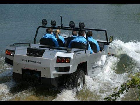 New Cars 2015 Gibbs Humdinga - Multi-resistant trucks Tsunami - YouTube
