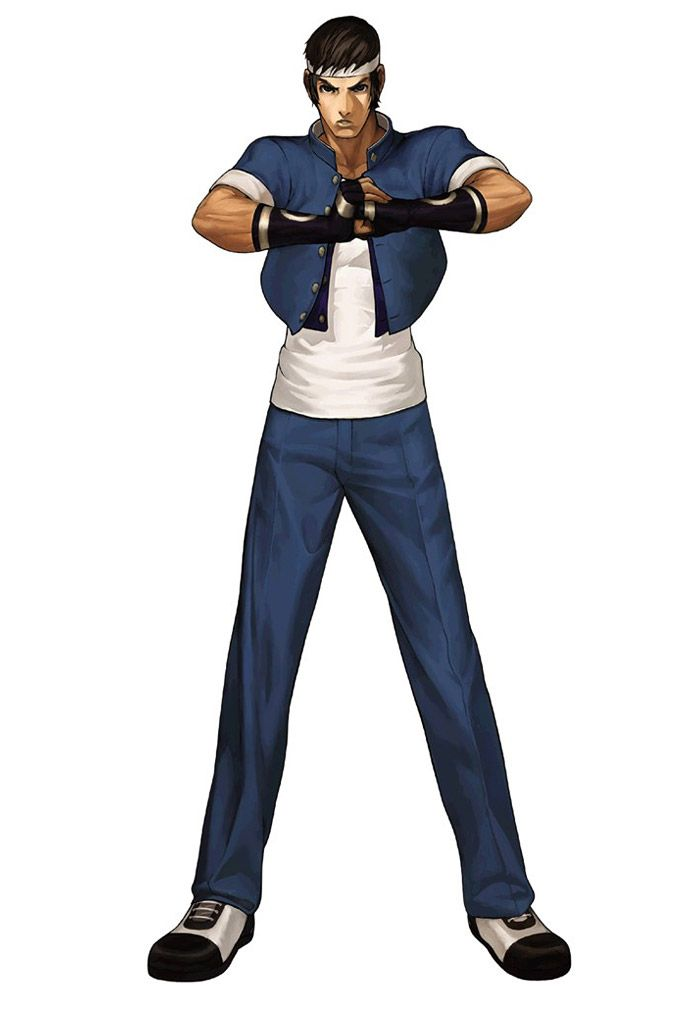 Character Design King Of Fighters : Best images about king of fighters art pictures