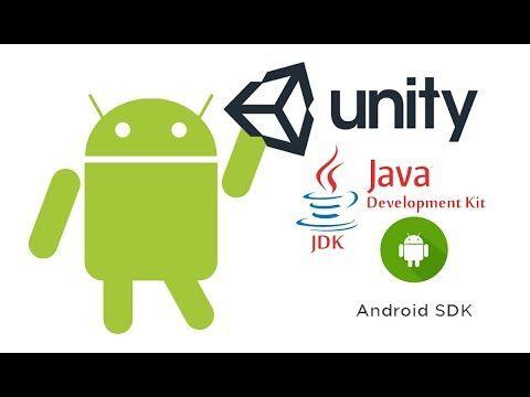 Unity 2017 installation de la SDK Android et de la JDK Java
