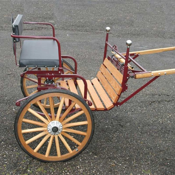 Pony cart plans the best cart for Easy entry cart plans