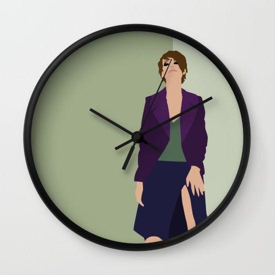 GIRL 01. [clock] by MESSYMISSY76
