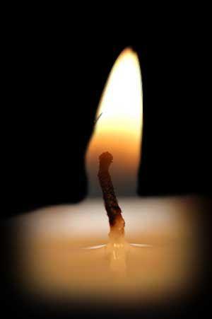 La adivinación mediante la llama