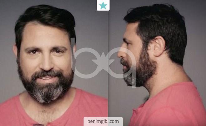 14 yıldır sakallı görmeye alıştığınız bir adam bir gün sakalını kesip gelirse ne mi olur