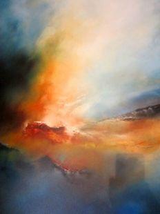 Stunning art by artist Simon Kenny