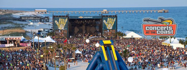 Concerts At The Coast Things To Do In Gulf Ss Orange Beach Alabama