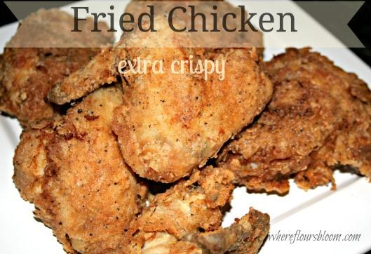 fried chicken, extra crispy | Chicken | Pinterest