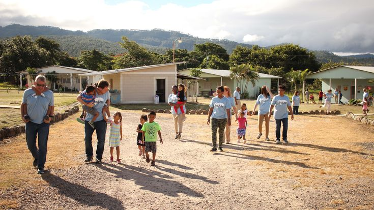 We got to experience as a team the joy of how Bridgewater Candles has reached the families and children of Honduras! #7millionsmeals #thankyou #beapart
