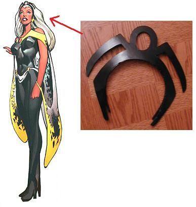 Storm halloween costume inspiration