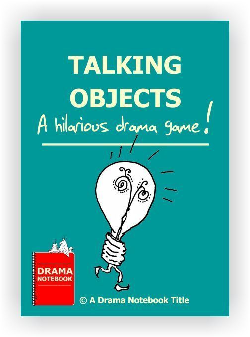 In this original Drama Notebook activity, students take on the characteristics of inanimate objects that argue with each other! Tremendously fun for all ages!