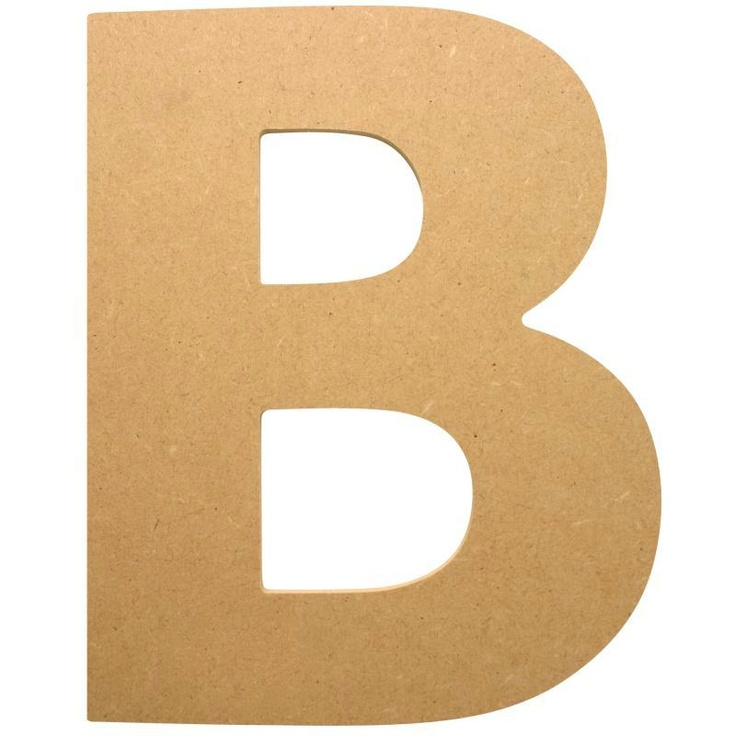 1000 id es sur le th me lettres en bois sur pinterest - Grosse lettre en bois a peindre ...