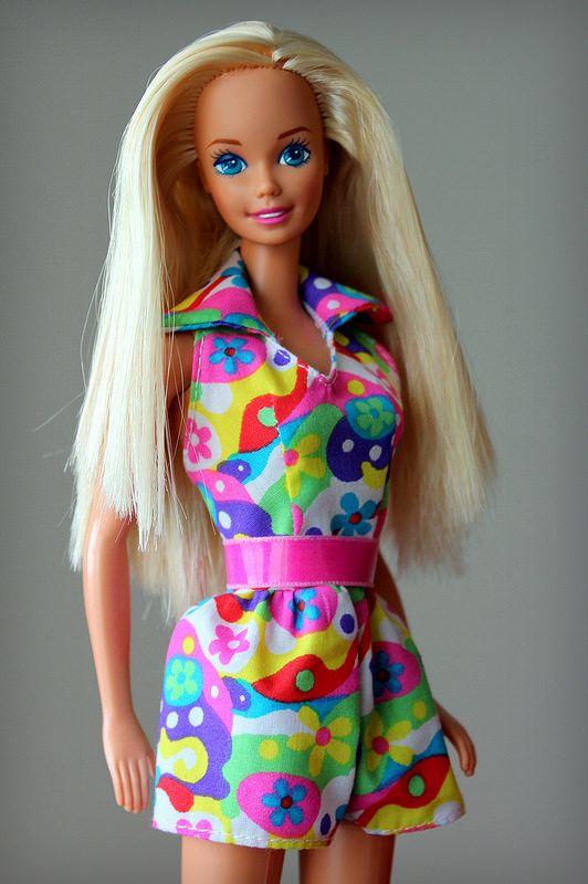 bali barbie or fun n dress barbie 1993