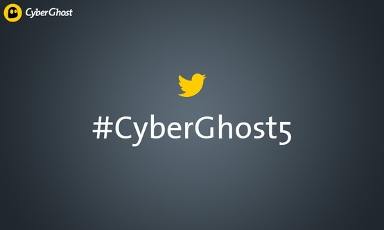We have a challenge for you! Start using #CyberGhost5 on Twitter and tell us your hopes and thoughts about our new coming CyberGhost! We are really curious!