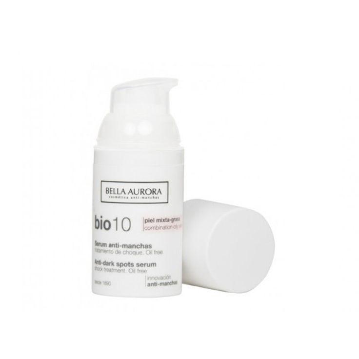 Bella Aurora Bio10 Serum Anti-manchas Oil Free piel mixta/grasa 30ml